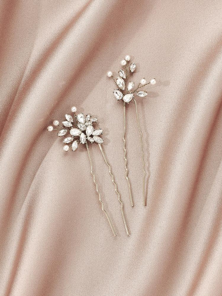 Padma Hair Pins (Set of 2)