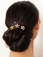 Ameniaarts Leilani Hair Pins (Set of 3)