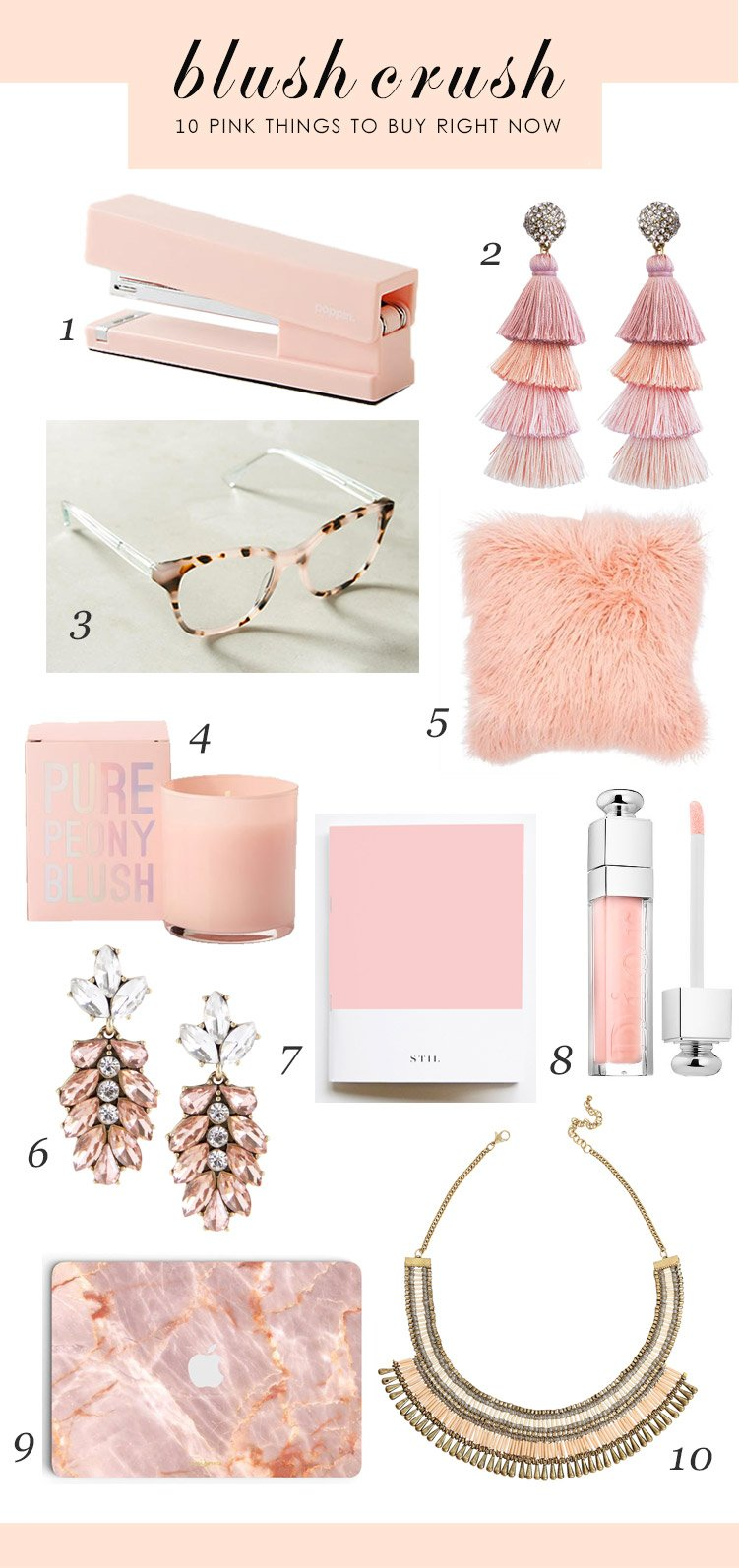 10 Blush Things you Need to buy Right Now