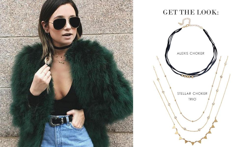 Get the Look: We Wore What | Ameniaarts Chokers