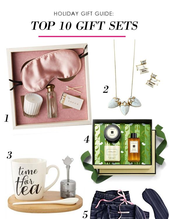 Ameniaarts Holiday Gift Guide for Her | Top 10 Gift Sets