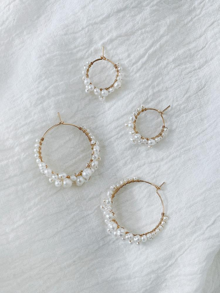 Ameniaarts Mini Cruz Hoops