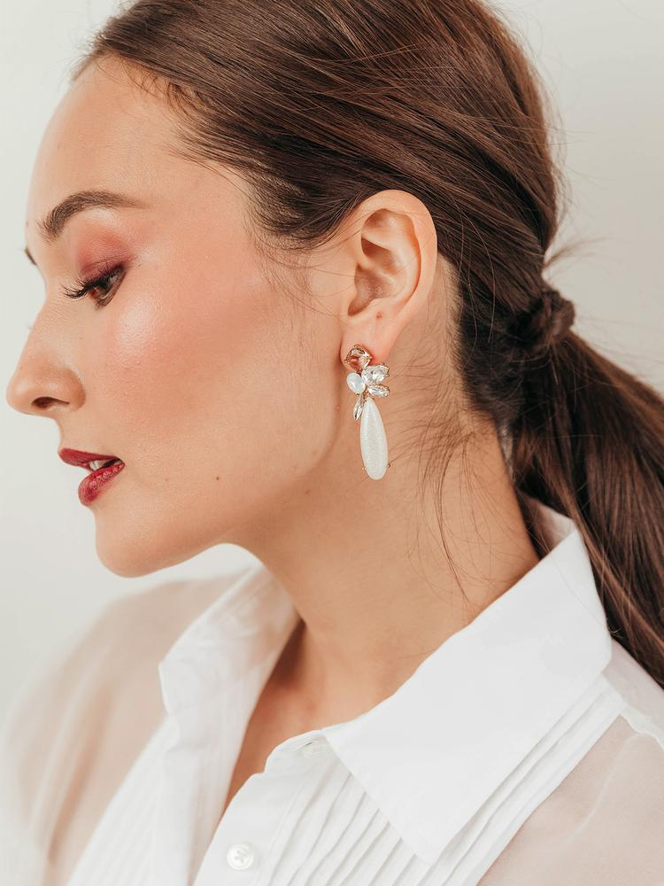 Ameniaarts Valerie Statement Earrings