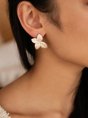 Ameniaarts Primrose Stud Earrings
