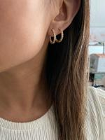 Ameniaarts Mina Hoop Earrings