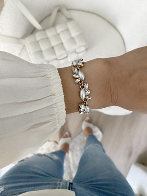 Load image into Gallery viewer, Ameniaarts Pearl Edna Bracelet