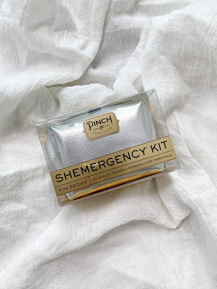 Shemergency Kit for Brides